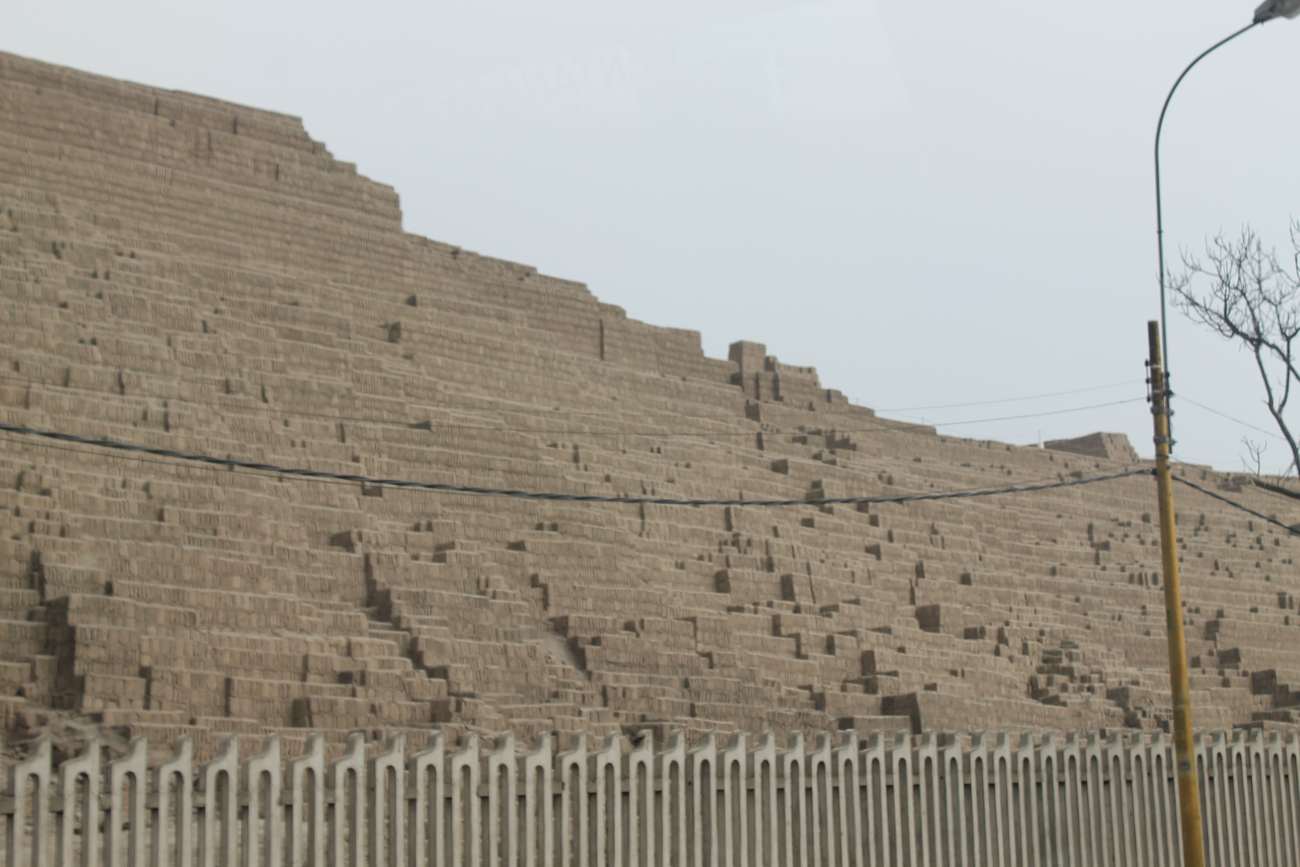 Peru pirâmides