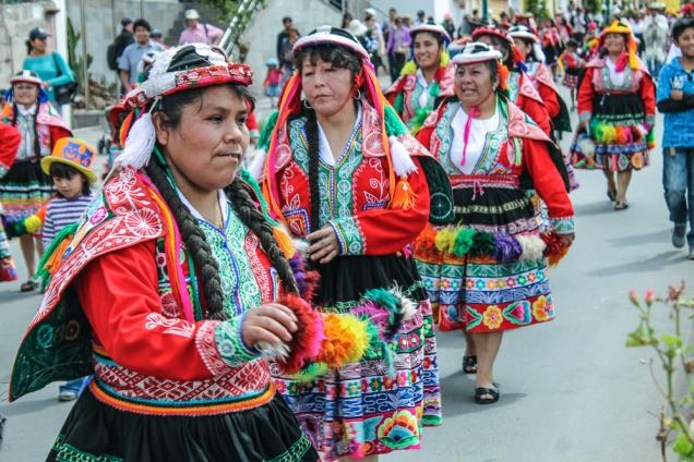 Festa av Sol Cusco