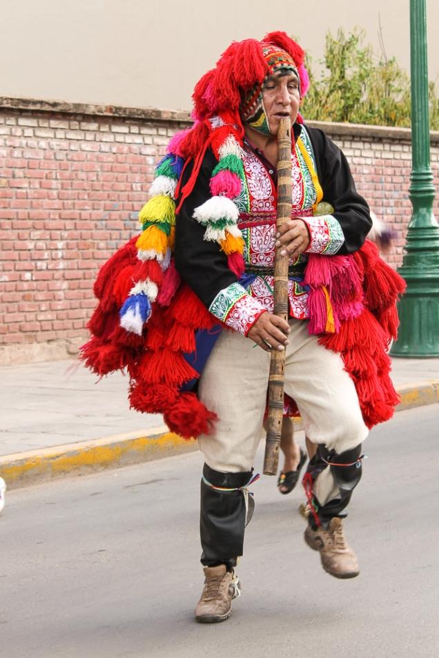 Cusco música típica