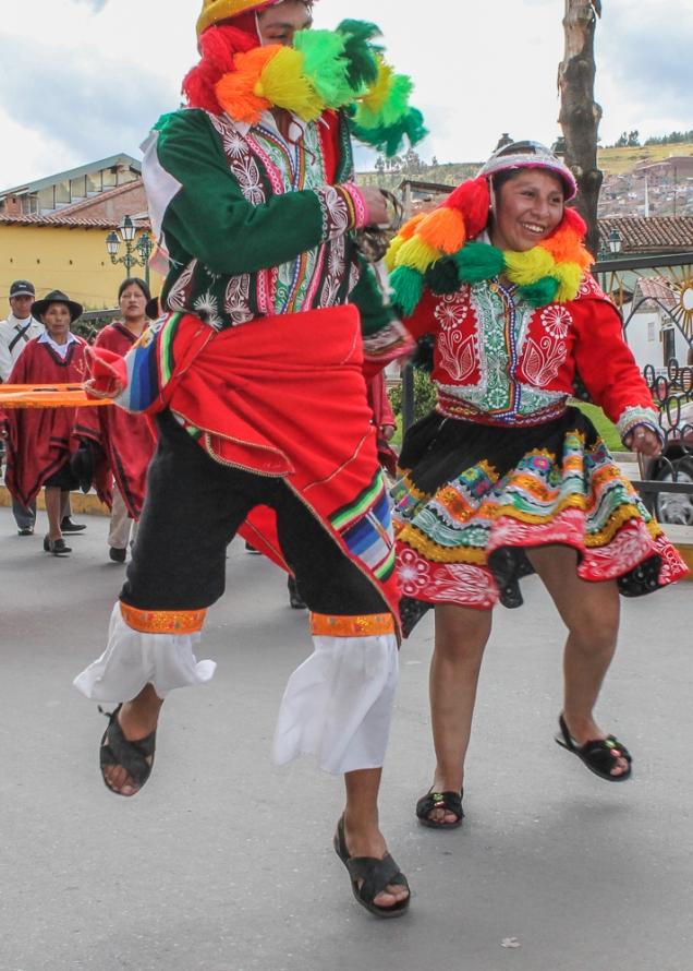 1 maio Cusco