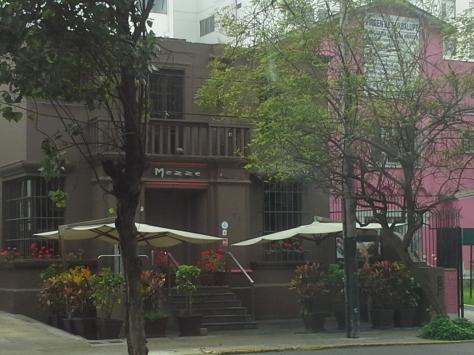 onde comer em Lima Peru