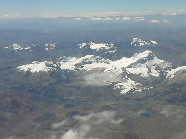 Lima a Cusco
