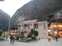 Machu Picchu águas calientes