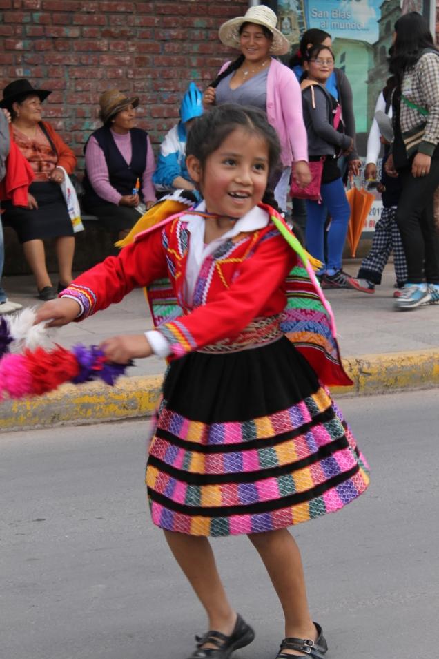 Cusco  1 de maio