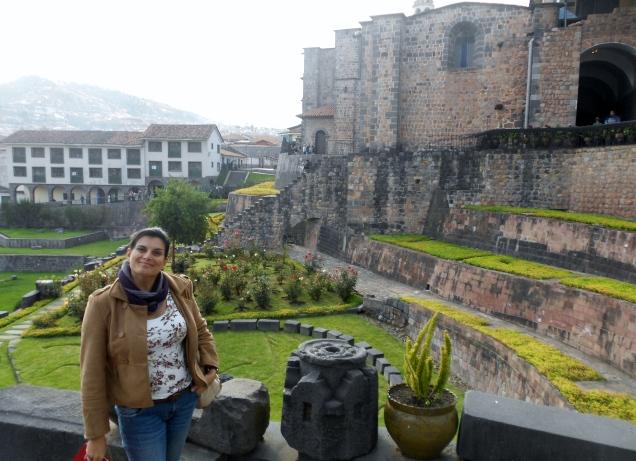 Cusco Jardim Sagrado Inca
