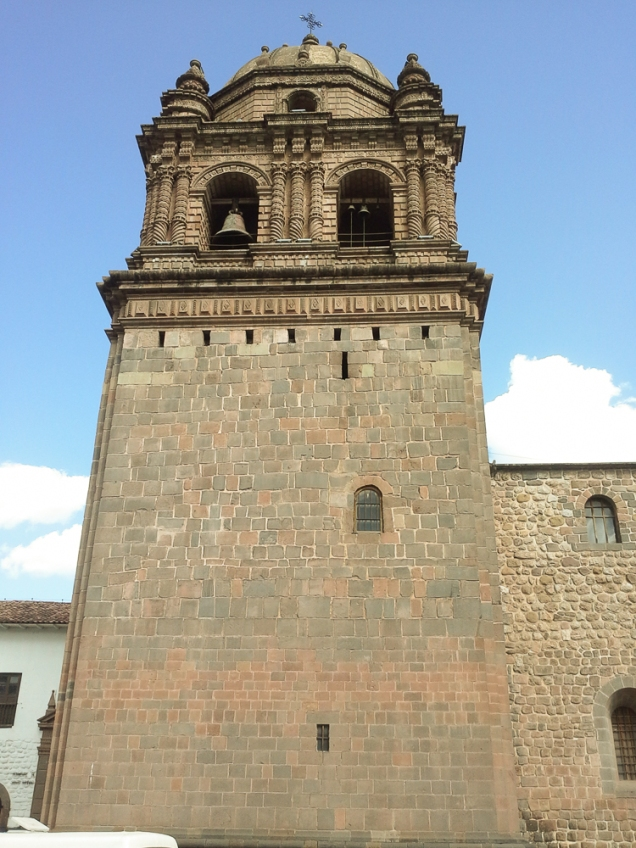 igreja Cusco Peru