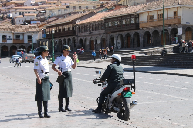 Cusco segurança