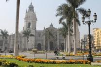 Lima peru centro