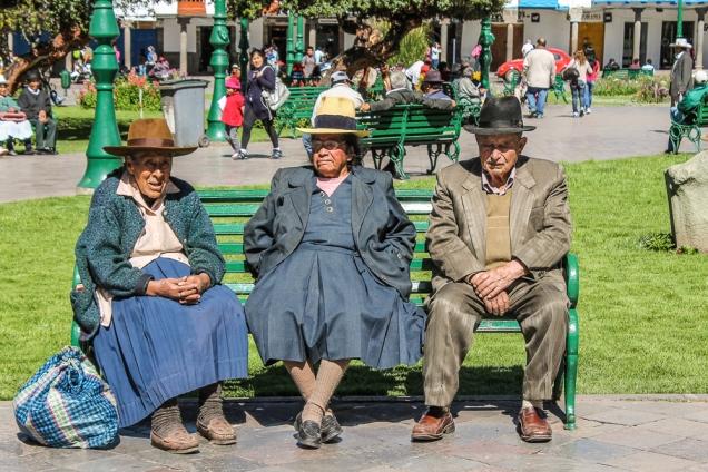 Cusco onde comer