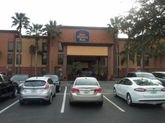 hotel perto Universal Studios