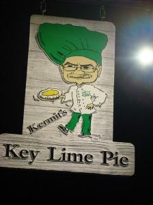 O Sarney está fazendo tortas em Key West!