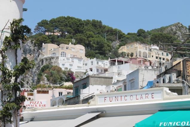 Capri pontos turísticos