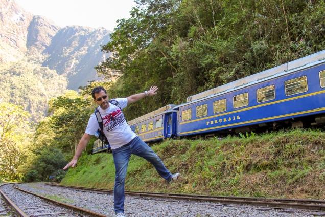 Peru Rail Machu Picchu