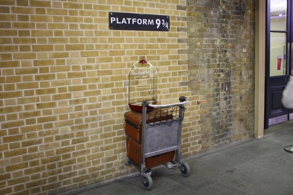 Vai a Hogwarts?