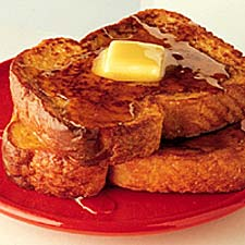 French Toast com manteiga
