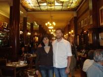 Cafe Tortoni Buenos Aires o que fazer