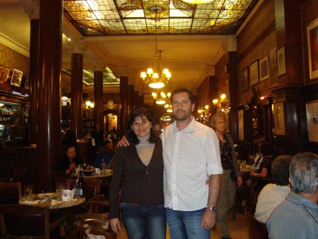 Cafe Tortoni 8