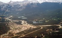 A vista do Vale de Jasper