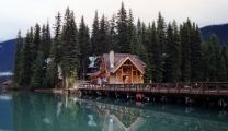 Emerald Lake, nome perfeito!
