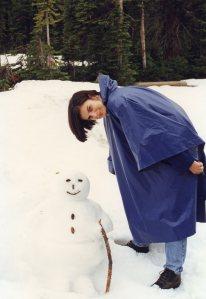 Fincando os pés na neve com botas comuns: bad idea!