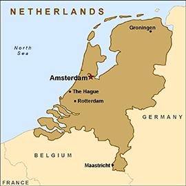 Holanda viagem