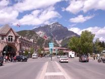 A cidade de Banff, Foto de nfbcal.org