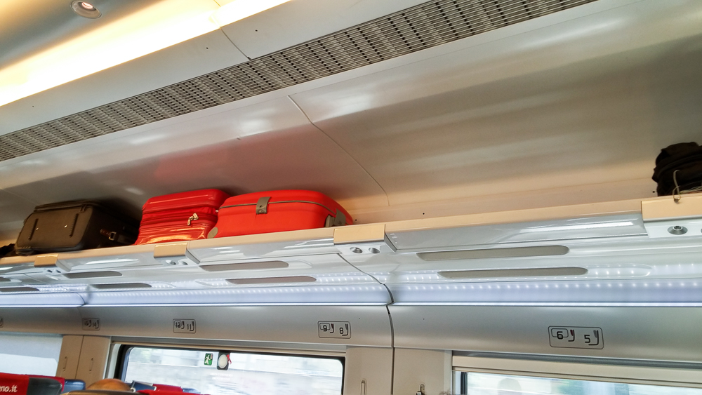 trem bagagem mala de mao
