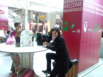 aeroporto de Paris CDG estação de trem