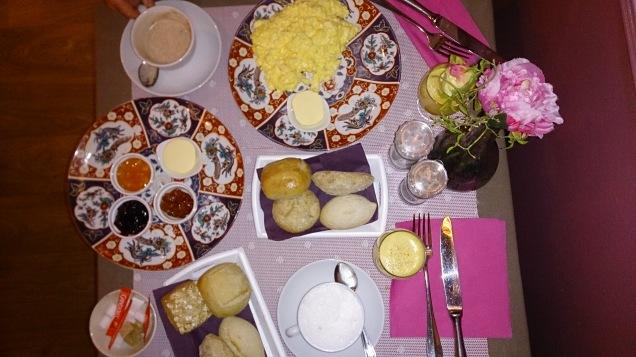 café da manhã Bruges