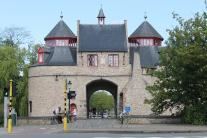 Bruges Portao Ezelpoort