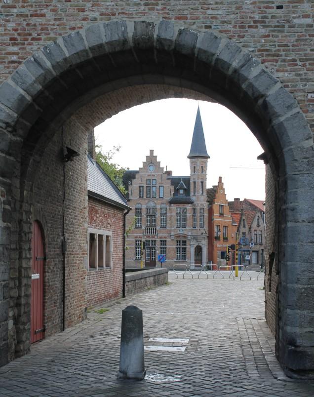Bruges Bélgica principais pontos turísticos