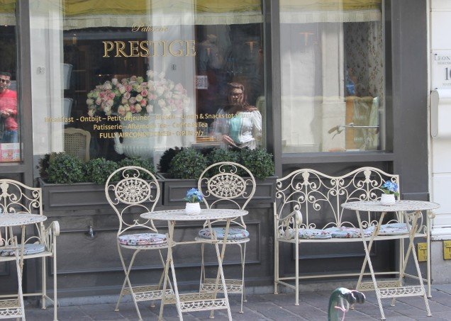 onde comer em Bruges