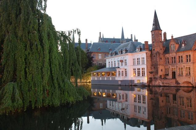 Bruges Bélgica o que fazer ver