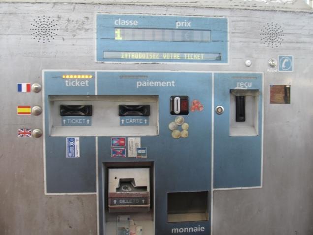postos de gasolina na França