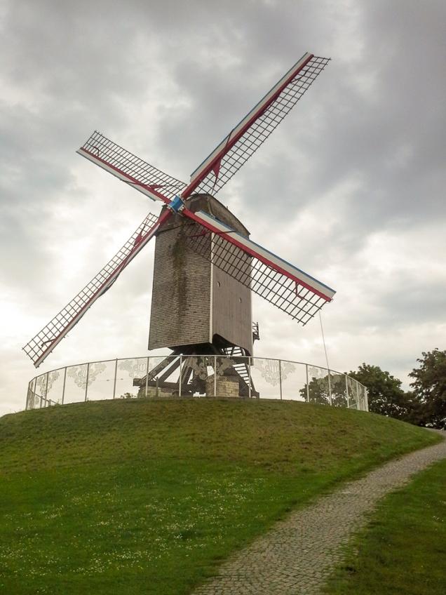 Bruges moinhos