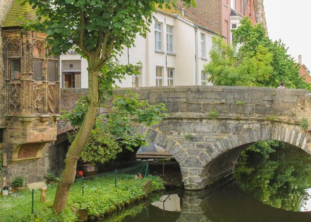 Bruges itinerário
