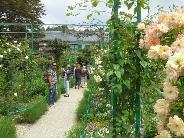 Casa de Monet quando visitar