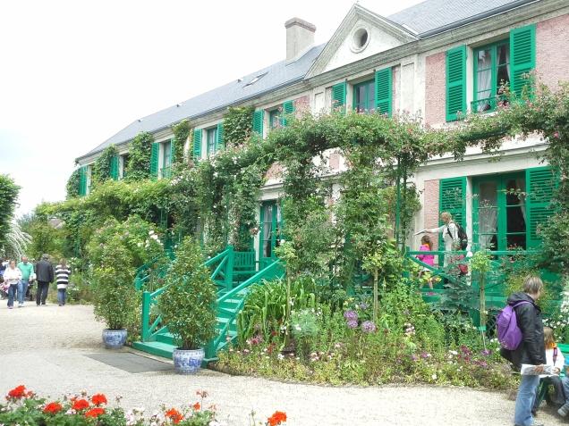 Casa e Jardins de Monet o que há pra ver