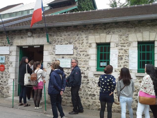 jardins de Monet preço ingresso entrada