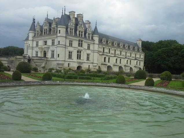 Chenonceau, o Castelo das Damas