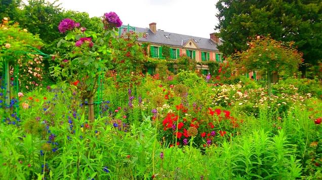 jardins de Monet dicas