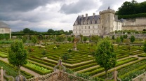 Villandry, no Vale do Loire