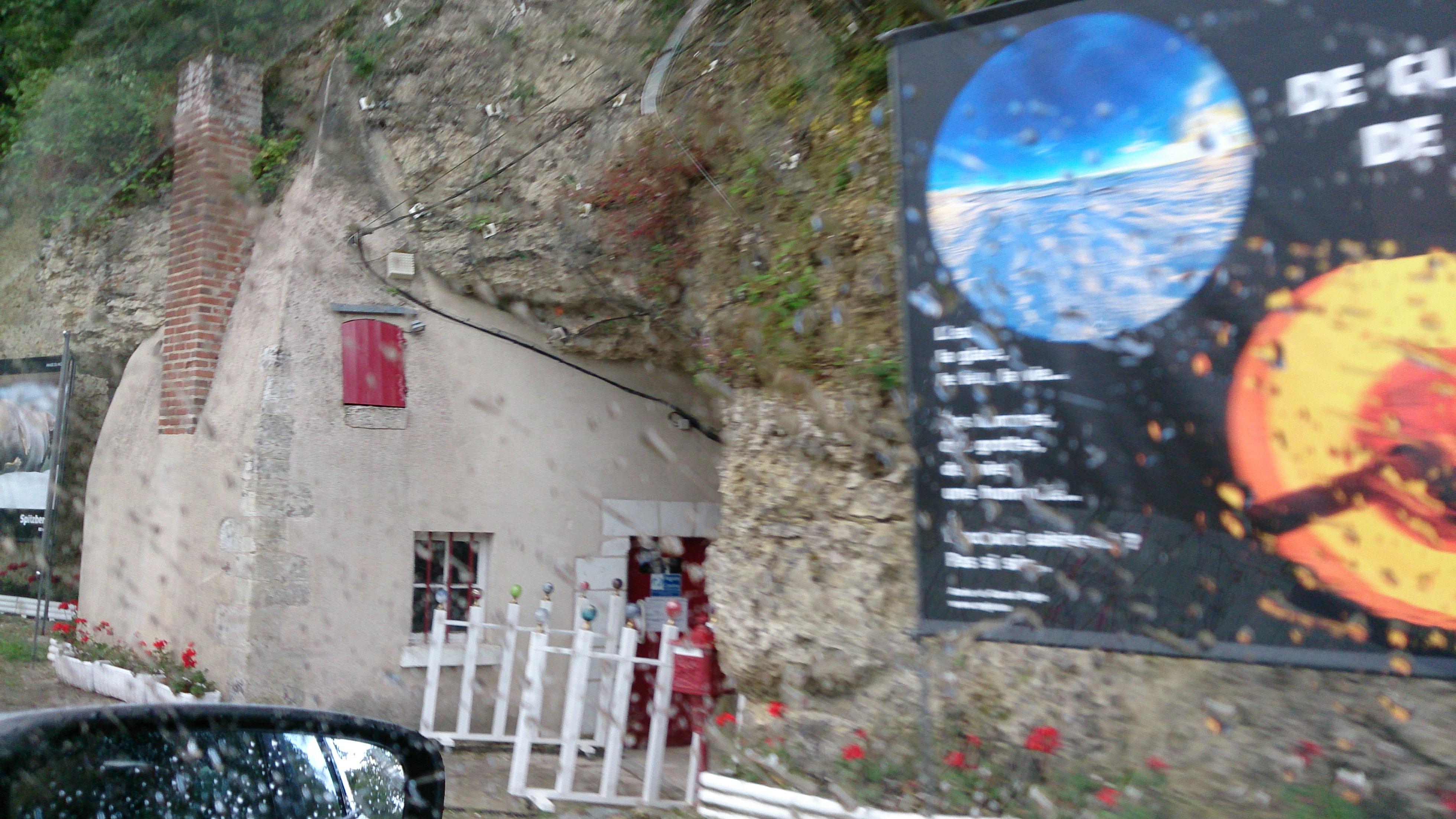 caves na França