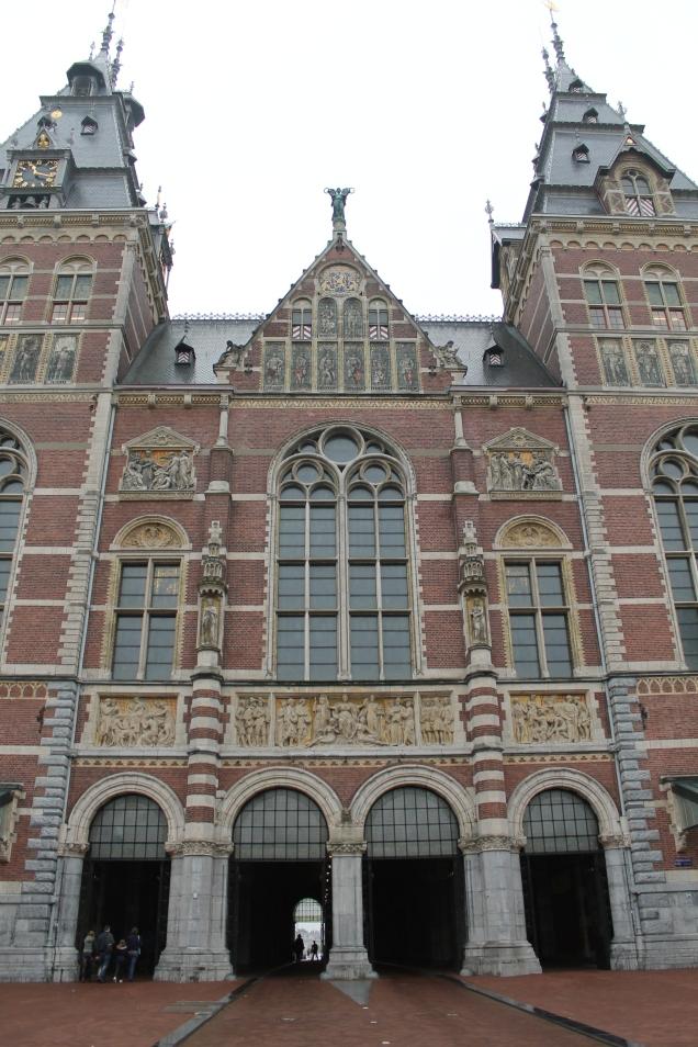 museu ann frank amsterda