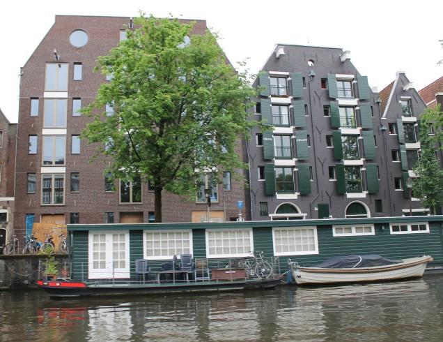 casa barco Amsterda