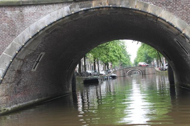 passeio de barco canal amsterdam