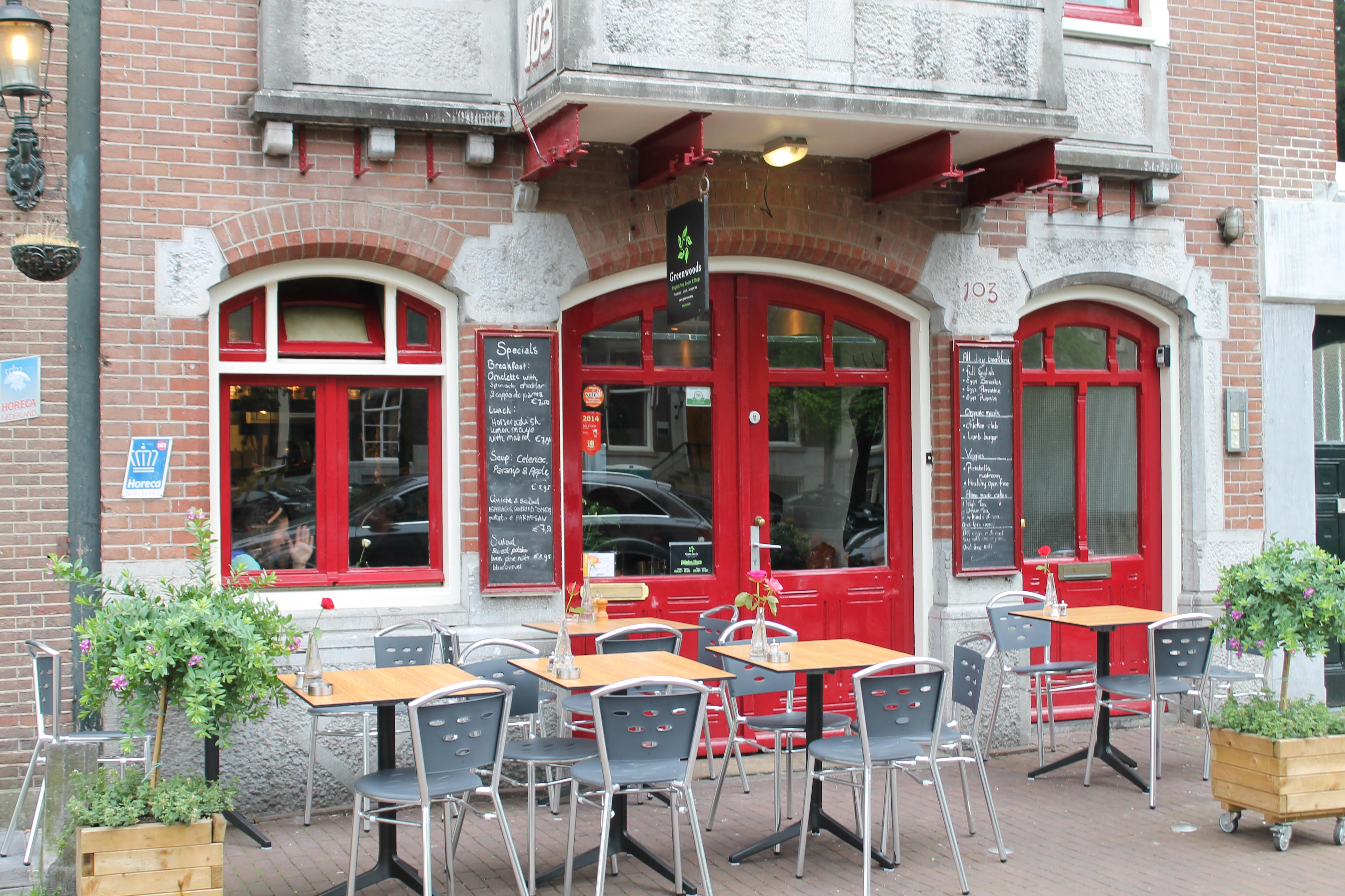 Amsterda restaurantes