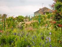 Monet como visitar sua casa em Giverny