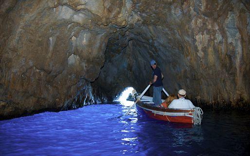 gruta azul capri