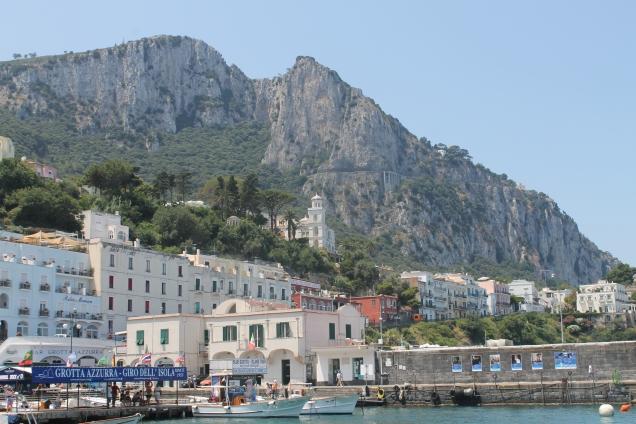 Capri Grande Marina